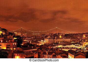 Lisboa a Noite - Lisboa Nocturna