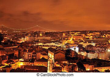 Lisboa Noite - Lisboa Nocturna