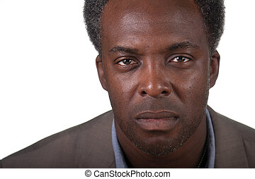 black male headshot