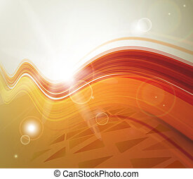 abstract background - background decorated by abstract swift...
