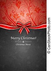 Christmas men? 2013 new year - Illustrazione adatta per men?...