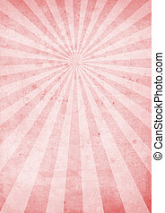 radiate crinkled magenta - red and pink radiating background...