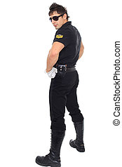 Miami, policía, departamento, moralejas