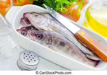 fresco, pez