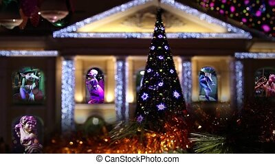 Christmas Lights - Christmas House