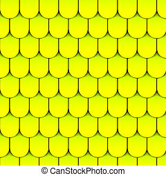 Texture of yellow slate - Structure of yellow slate