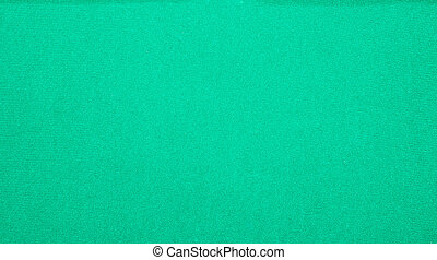 Surface texture of a pool table