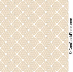 lace dotted bridal white veil seamless pattern on net...