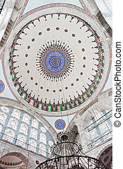 Mihrimat Sultan Camii Mosque in Istanbul, Turkey