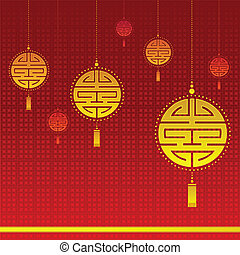 Chinese New Year Background - Image of chinese new year...