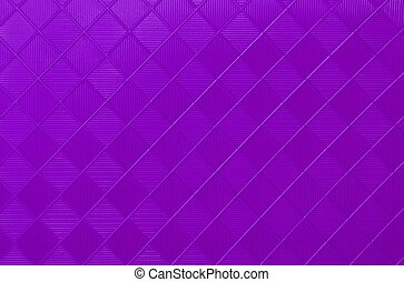 purple rhomb structure - light purple background with rhomb...