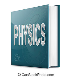 Physics text book.