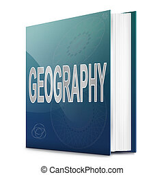 Geography text book.