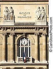 La Faculte de Pharmacie de Paris