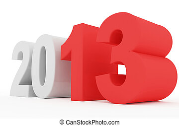 year 2013 stand out