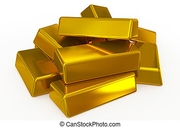 Gold bars pile Illustrations and Stock Art. 594 Gold bars pile ...