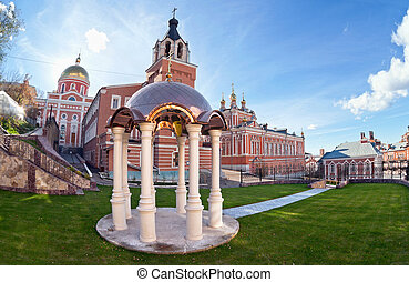 Iversky Womenrsquo;s Monastery in Samara, Russia - Iversky...
