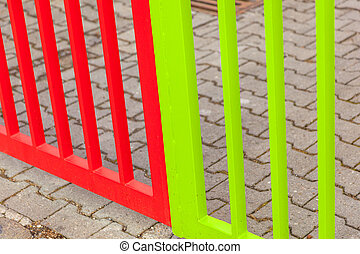 iron gate in harmonic positive colors