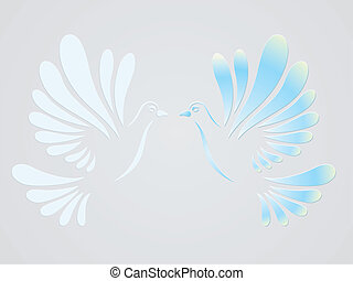 Vector doves