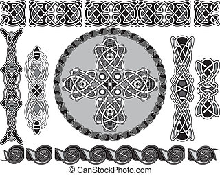 traditional celtic style