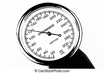 Sphygmomanometer - Blood pressure measutment tool...