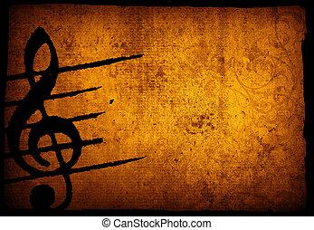 musik,  grunge, bakgrunder