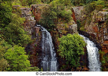 Mac Mac waterfall, South Africa