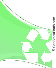Green Recycling Layout