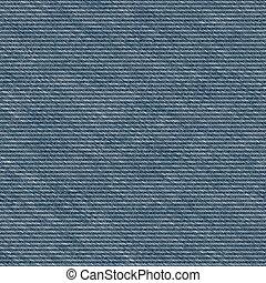 Denim Jeans Texture - A denim blue jeans texture that tiles...