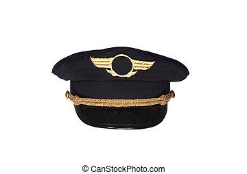 gorra, Pilotos