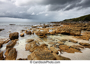 Australia - New South Wales - Australia - Jervis Bay in New...