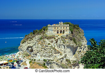 Tropea palace - Beautiful palace in Tropea, Calabria,...