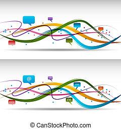 Communication Ribbon