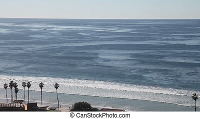 La Jolla shores, San Diego, California, zoom out