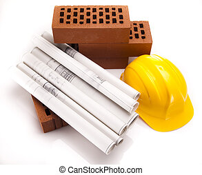 Brick and Construction plans
