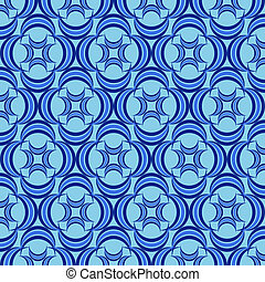 Seamless pattern  - eastern ornament vector