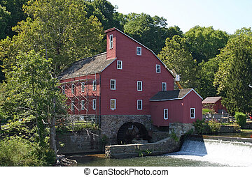 Red Mill - The historic Red Mill in Clinton, NJ