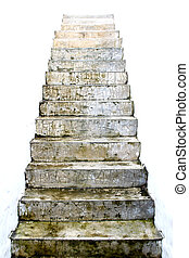stone stair