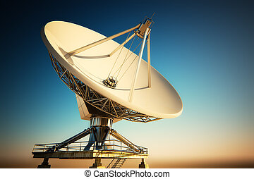 Radio telescope - A radio telescope is a form of directional...