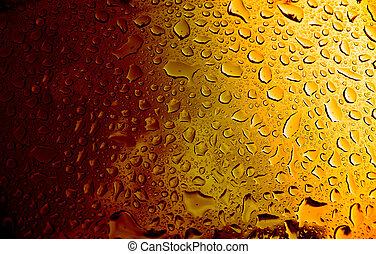 ámbar, cerveza