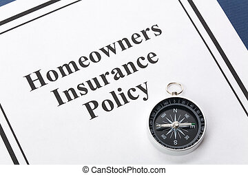 Homeowners Insurance - Document of Homeowners Insurance...