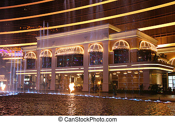Wynn Casino and Hotel , Macau