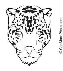 jaguar face