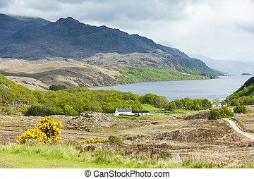 Loch Maree, Highlands, Scotland