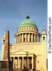 Saint Nicholas Church Potsdam - Saint Nicholas Church in...