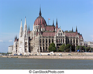 Parlament of Budapest, Hungary