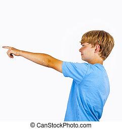 niño, actuación, el suyo, brazo, foreward,...