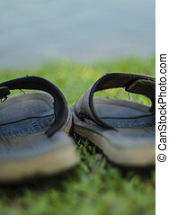 Journey of the Sandal - The sandal