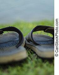 Journey of the Sandal - The sandal
