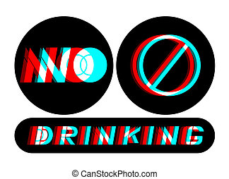 No drink effect